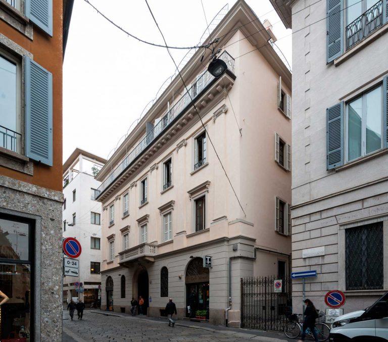 Borgonuovo 26 Asti Architetti