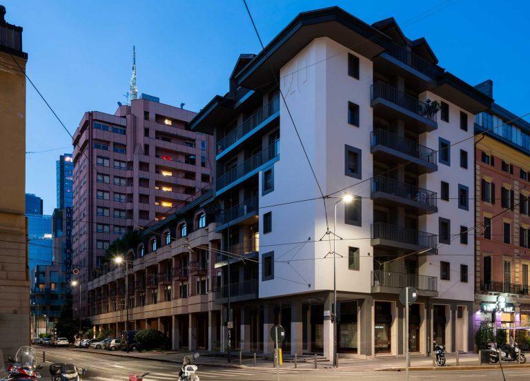 Monte Grappa 20 Asti Architetti