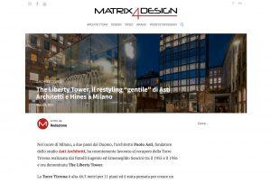 Matrix4Design Liberty Tower Asti Architetti